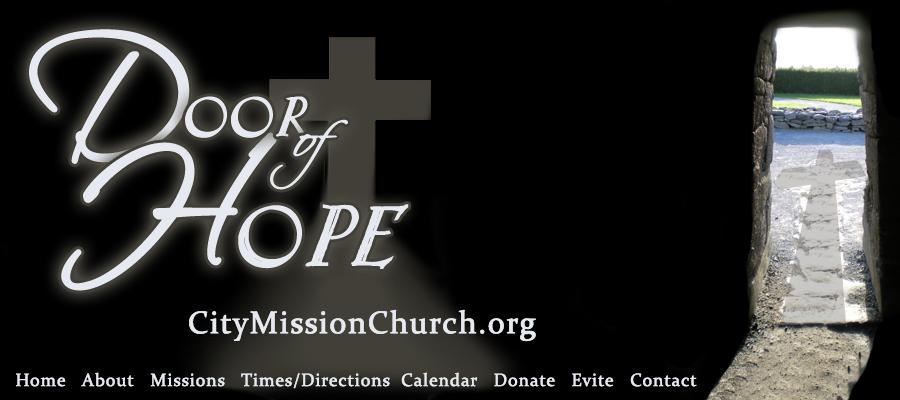 sc 1 st  City Missions Door of Hope & City Missions Door of Hope